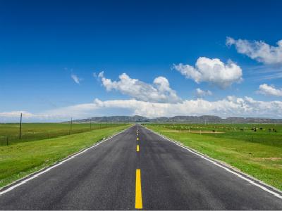 提醒在冰岛注意道路安全