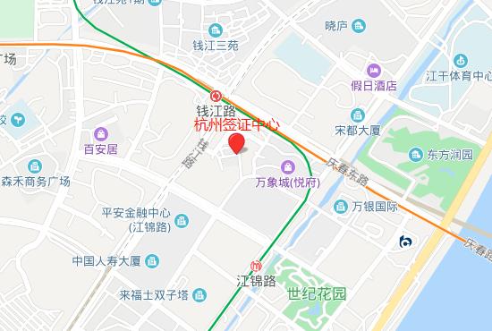 冰岛驻北京签证中心地址